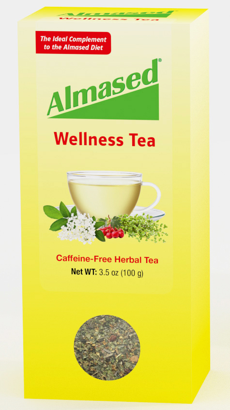 almased tea box