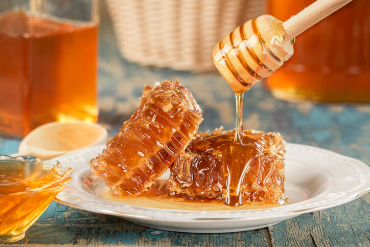 Honey Drizzle
