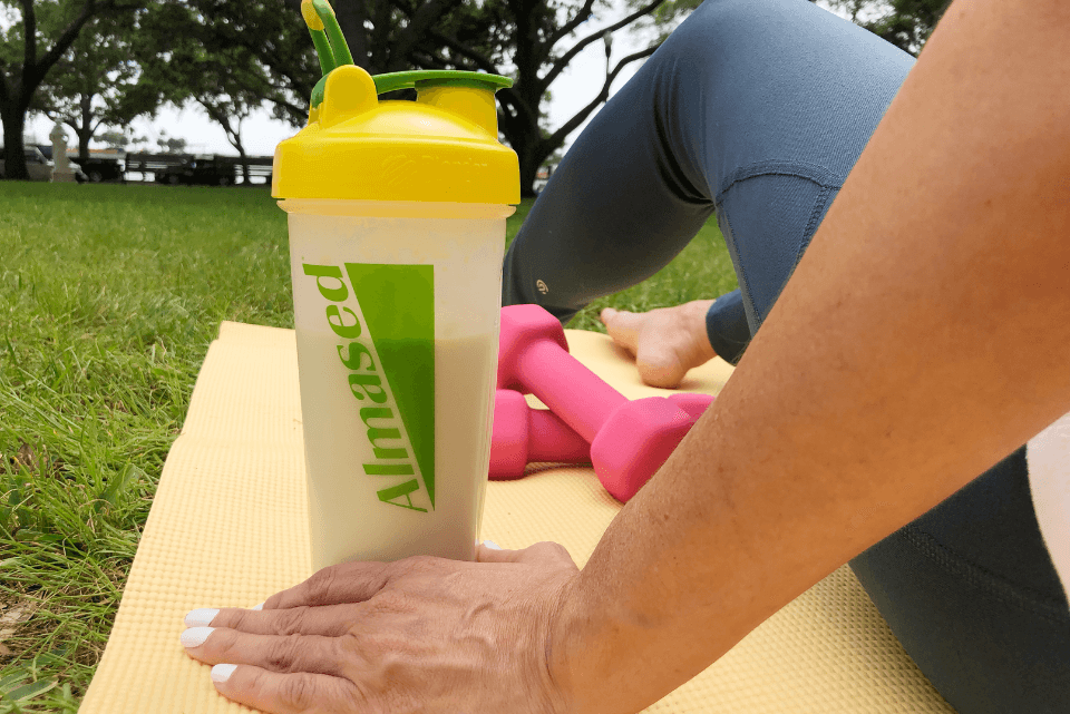 weight management control shake