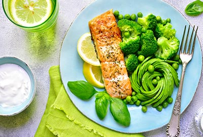 TASTY, HEALTHY DIET RECIPES FOR FISH DISHES