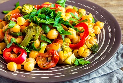 TASTY, HEALTHY DIET RECIPES FOR VEGETARIAN DISHES