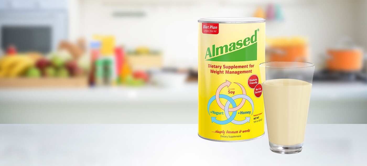 Almased Can Boost The Metabolism
