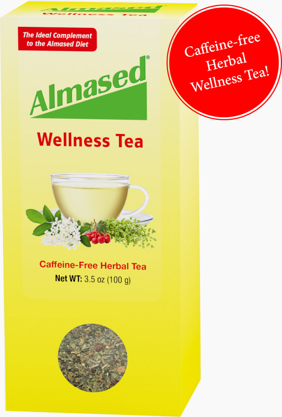 Almased Wellness Tea