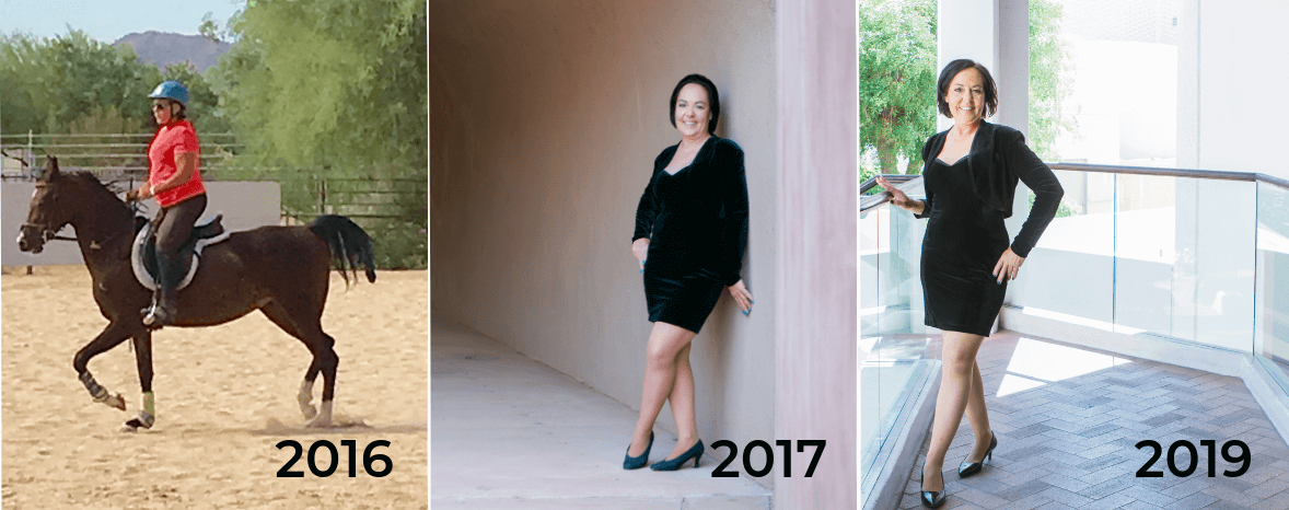 weight loss story Harriet